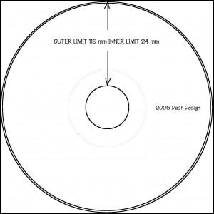 Disc imprint